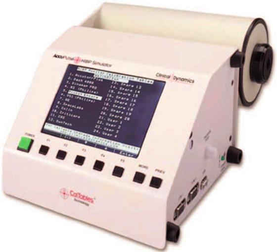 无创血压模拟仪(AccuPulse)