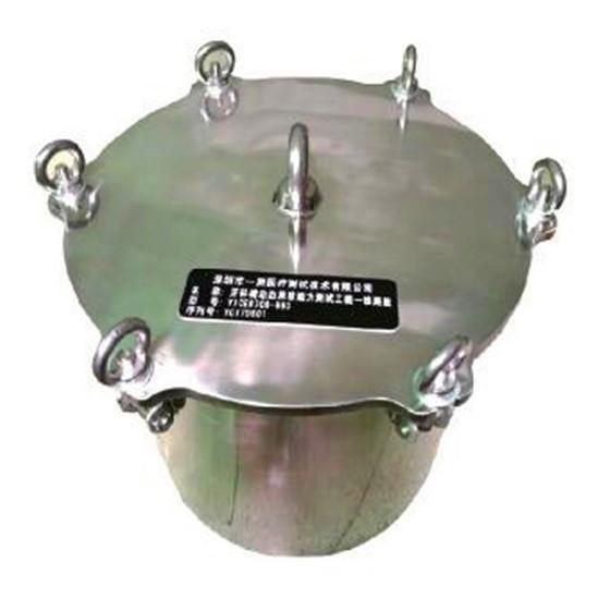 牙科椅动态承载能力测试工装(铁屁股)(YC9706-02)