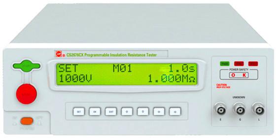 医用绝缘电阻测试仪(CS2676CX)