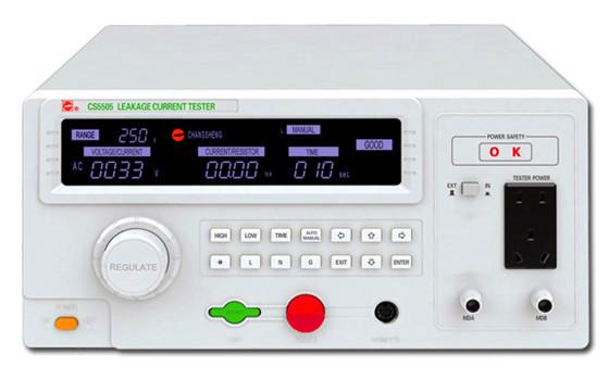 医用泄漏电流测试仪(CS5505F)