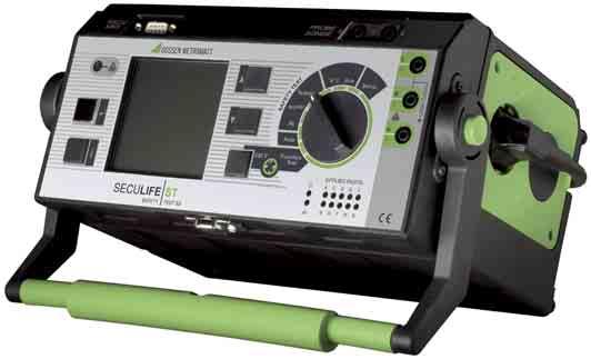 多功能医用电气安全分析仪(SECULIFE ST)